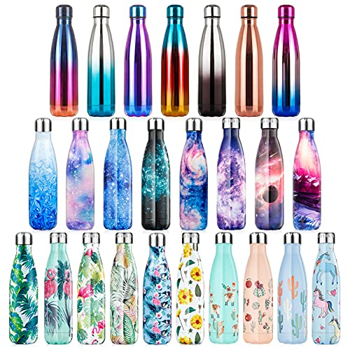 Botellas De Agua Acero Inoxidable 750Ml Marca lalafancy