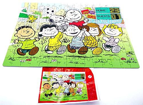 Kinder Überraschung Maxi Ei Puzzle Peanuts - Snoopy (Maxi - Puzzle)