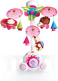 TINY LOVE Soothe N Groove Tiny Princess Baby Mobile