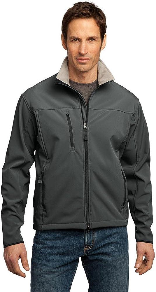 Port Authority Glacier174; Soft Shell Jacket, Smoke Grey, XX-Large