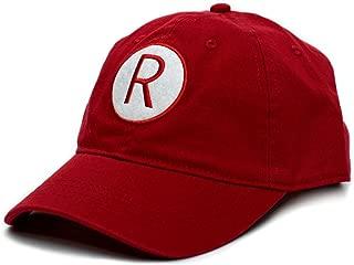 A League of Their Own Rockford Peaches R Baseball Movie Cap Hat Red