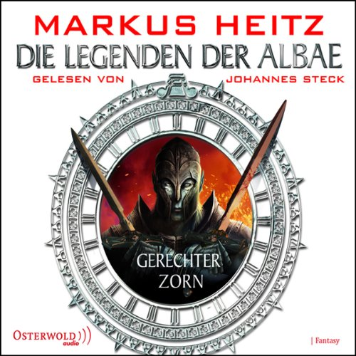 Gerechter Zorn     Die Legenden der Albae 1              By:                                                                                                                                 Markus Heitz                               Narrated by:                                                                                                                                 Johannes Steck                      Length: 10 hrs and 17 mins     1 rating     Overall 5.0