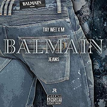 Balmain Jeans (feat. M)