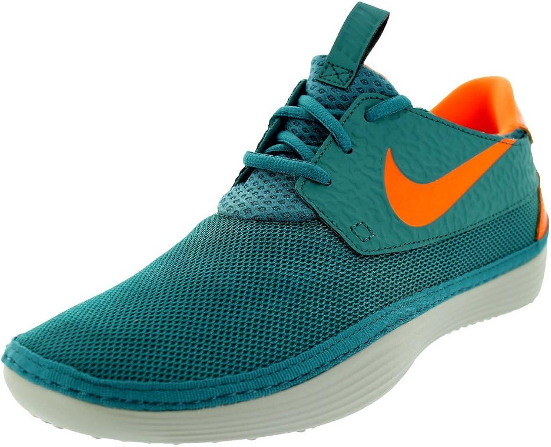 Nike Mens Solarsoft Moccasin Mesh Sport Running shoes