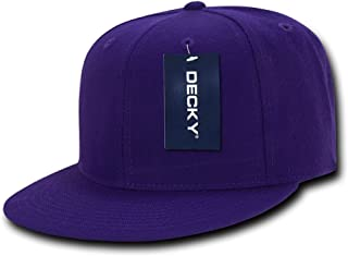 dark purple snapback