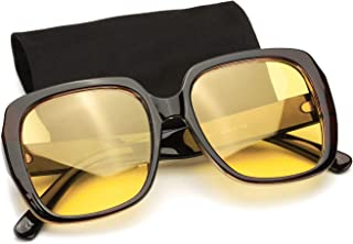 Night Driving Glasses for Women, HD Polarized Yellow Lens...