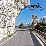 BikeLab Tremosine - Strada Della Forra Canyon Video - RLV Film DVD for TacX/Elite Real/DAUM/KETTLER World Tour/Virtual Training/ROUVY/Fortius