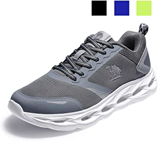 Men's Trail Running Shoes Lightweight Walking Shoes Workout Gym Men Sneakers Casual Tennis Athletic Shoes