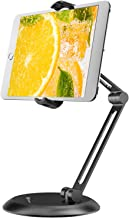Pipishell Adjustable Tablet Stand Desk Holder (360° Swivel) for Apple iPad Pro Air, Nintendo Switch, Kindle, E-Reader Up to 11 Inch