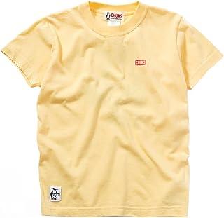 チャムス(チャムス) キッズ ブービースプラッターTシャツ CH21-1073-Y044 (イエロー/L/Jr)