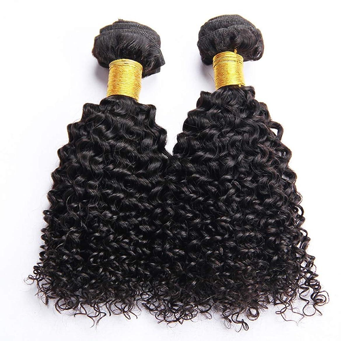 微妙番号贅沢Yrattary ブラジルバージンヘアウォーターウェーブ1バンドル未処理人間の髪織りエクステンション10-28インチナチュラルブラックカラーアフロウィッグ (色 : ブラック, サイズ : 26 inch)