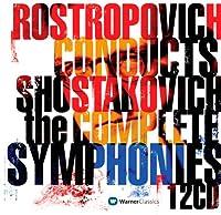 Shostakovich: Symphonies (Complete)