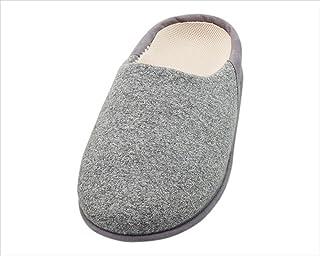 介護シューズ あゆみ チャルパー 室内用 グレー LLサイズ(25.0~26.0cm) 足囲3E相当 片足(右足)