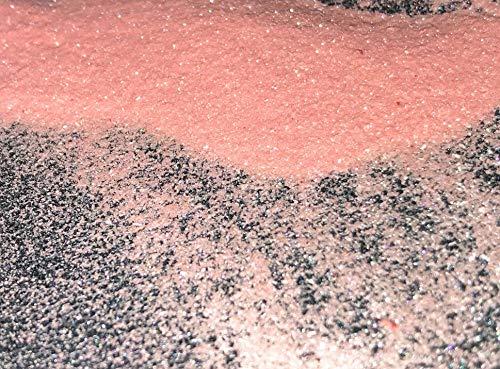 brokatowy pył, jadalny, metaliczny proszek, kolor 5 g (różowy metalik)