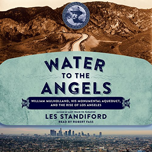 Water to the Angels audiobook cover art