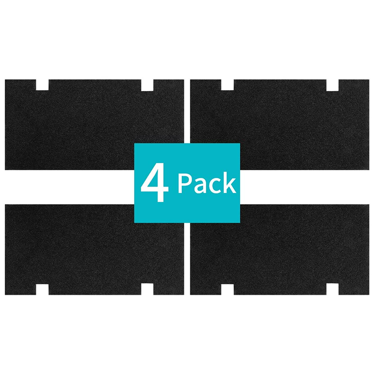 BougeRV 4 Pack RV A/C Filters Replacement RV Air Conditioner Filter 14