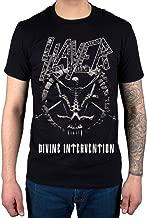 Official Slayer Divine Intervention 2014 Dates T-Shirt
