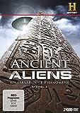 Ancient Aliens - Unerklärliche Phänomene, Staffel 5 [Alemania] [DVD]