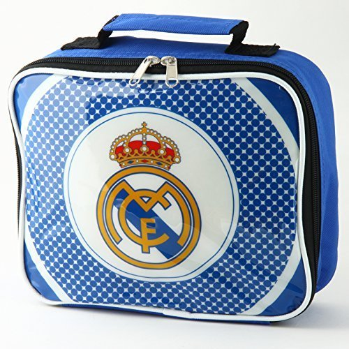 Official Real Madrid Crest Lunch Bag by David Beckham