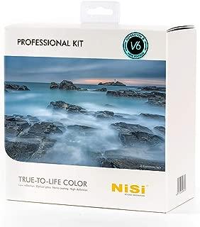 NiSi V6 Filter Holder Kit(NC CPL) - Professional Kit