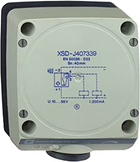 Schneider Electric XS7C1A1PBL2 Dpi Fun Formac Dc3Hilos Empotrable