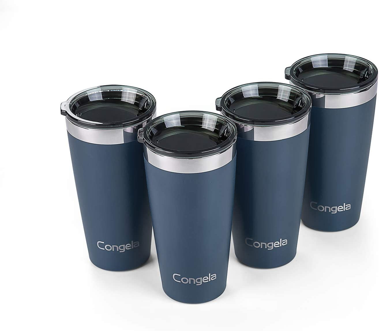 Congela 16oz stainless steel 40% OFF Cheap Sale Great interest insulated with lids pint s glasses