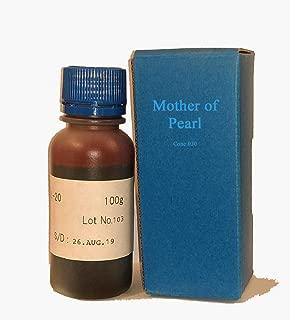 Mother of Pearl Overglaze Luster - 100 Gram Per Bottle
