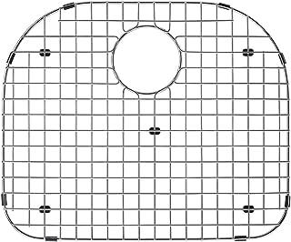 شبكة سفلية من الفولاذ المقاوم للصدأ من VIGO 48 سم. x 16. 875 بوصة