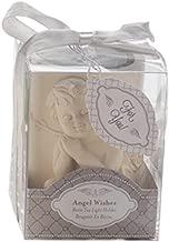 Artisano Designs A41013 Angel Wishes Cherub Tea Light Candle Holder