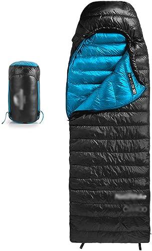 Sac de Couchage - Nylon 20D 400T, Rangement extérieur Portable étanche Multifonctions imperméable, pour Adulte, Adulte, en Plein air, Convient à  Les Voyages, la randonnée, Les activités de Plein air