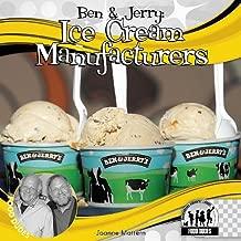 Ben & Jerry: Ice Cream Manufacturers (Food Dudes)