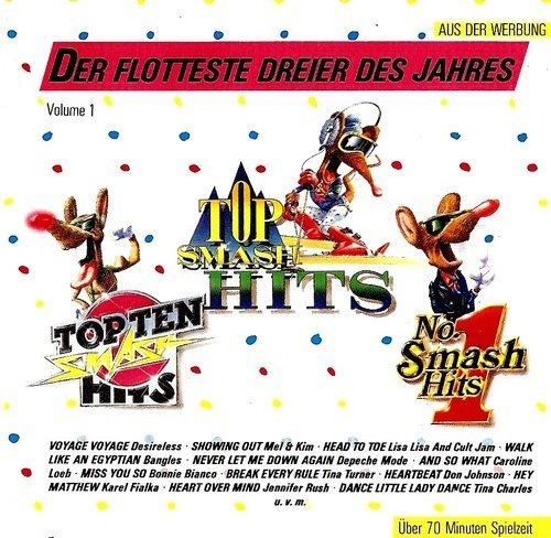 Desireless, Boy George, Mel & Kim, Bangles, Depeche Mode, Oran 'Juice' Jones, Karel Fialka..