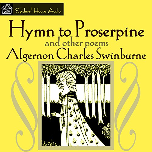 Hymn to Proserpine audiobook cover art
