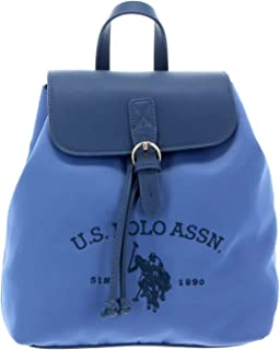U.S. POLO ASSN. Backpack Bag Patterson Light Blue