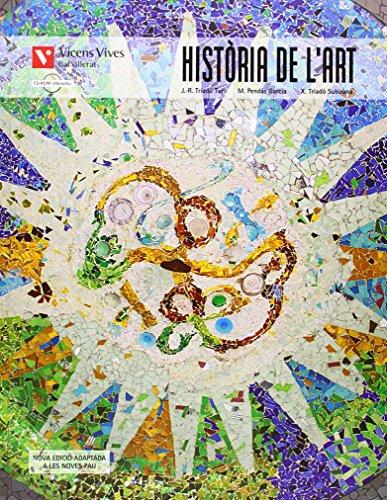 Historia De L'art + CD (nova Edicio-pau) - 9788468200101