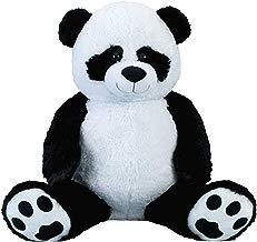 Lifestyle & More Panda Gigante de Peluche XXL 100 cm de Altura de la Felpa Animal de Peluche de la Panda Suave y Aterciopelada - para el Amor
