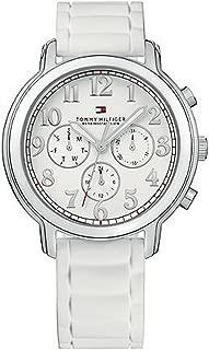 Reily Multifunction White Silicone Strap Women's Watch #1780958