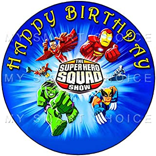 Best marvel super hero squad birthday party supplies Reviews