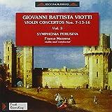 Violinkonzerte Vol. 3 - ranco Mezzena