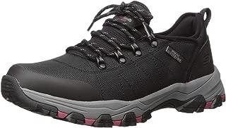 Skechers 斯凯奇男式 Selmen 运动鞋 Black (Black Nylon Blk) 6.5 UK