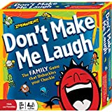 Zobmondo!! Don't Make Me Laugh! Silly Charades Party Game,...