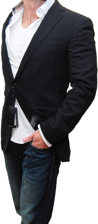 Ralph Lauren Polo Black Label Mens Blazer Sport Coat Wool Italy