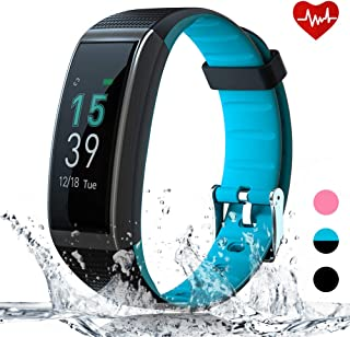 AKASO Fitness Tracker HR, Activity Tracker Watch with Heart Rate and Sleep Monitor, Waterproof