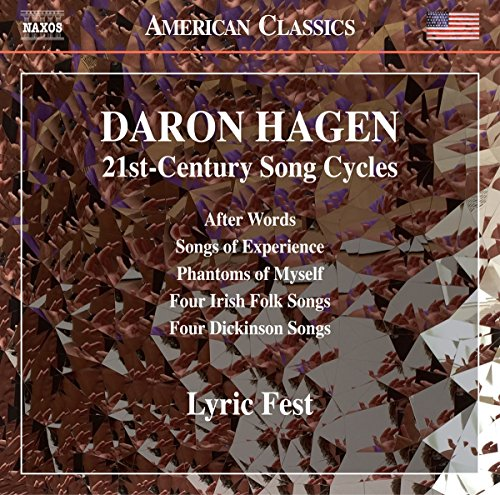 Hagen, D.A.: 21st-Century Song Cycles - After Words / Songs