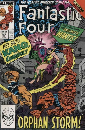 The Mighty World of Marvel Featuring The Incredible Hulk and the Fantastic Four 323 (Dec 6th 1978)