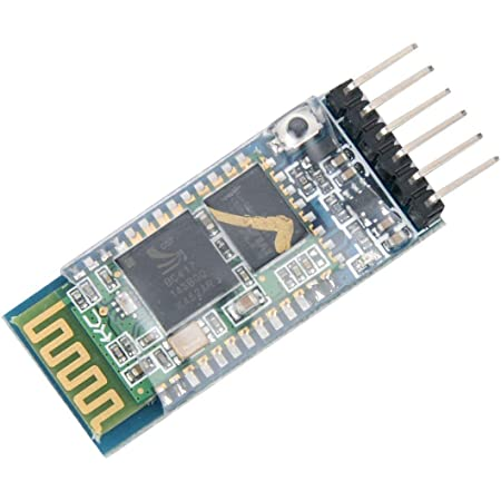REES52 Bluetooth Transceiver Module with TTL Outputs HC05 (Green)