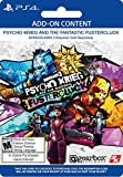 Borderlands 3 - Psycho Krieg and the Fantastic Fustercluck - PS4 [Digital Code]
