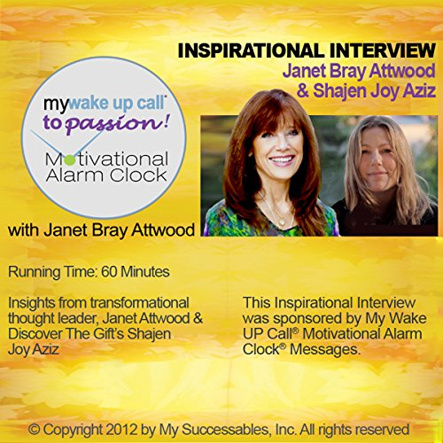 My Wake UP Call (R) to Passion - Inspirational Interview Titelbild