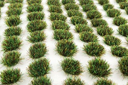 WWS Autumn 4mm Self Adhesive Static Grass x 100 Tufts AUT004