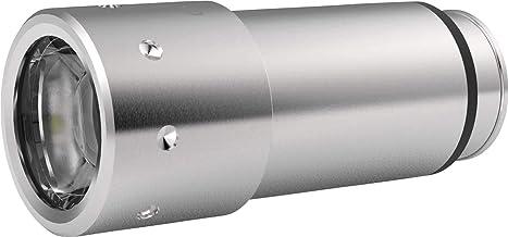 Zweibrüder Ledlenser Automotive zilveren LED Lenser 7310 zaklamp, zilver, S